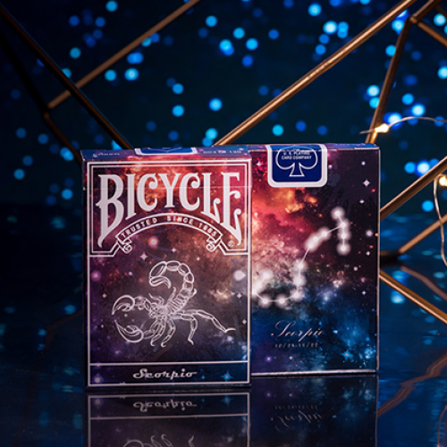 Bicycle Constellation Deck (Scorpio) Limited Edition