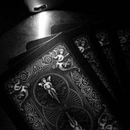 Bicycle Shadow Masters Deck