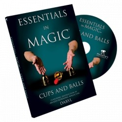 Essentials in Magic (Cups and Balls)