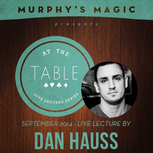 At the Table - Dan Hauss vom 10.09.2014