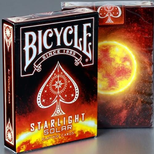 Bicycle Starlight Solar Deck