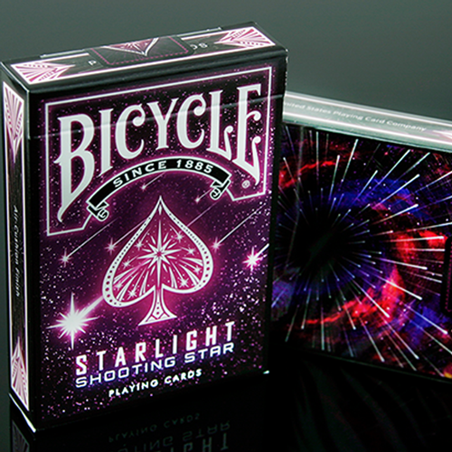 Bicycle Starlight Shooting Star Deck