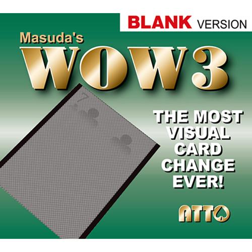 WOW 3.0 Blank