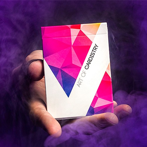Art of Cardistry Deck (Red Edition)