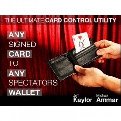 Any Signed Card to Any Spectators Wallet