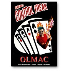 Control Freak DVD