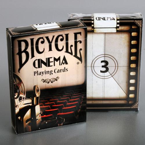 Bicycle Cinema Deck