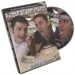 Razor Blade Magic DVD