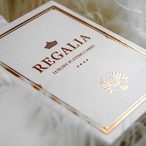 Regalia Deck (Weiß)