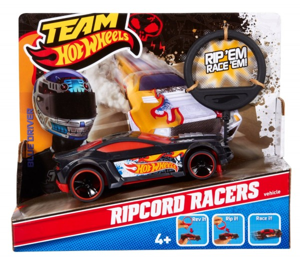 Team Hot Wheels Ripcord Racer (Auto)
