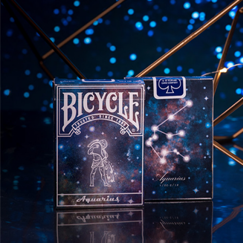 Bicycle Constellation Deck (Aquarius) Limited Edition