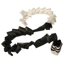 Mundschlangen Cresey (14m) - Schwarz-Weiß