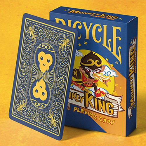 Bicycle Monkey King Deck