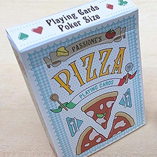 Passione's Pizza Deck