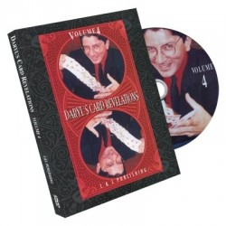 Daryls Card Revelations DVD #4
