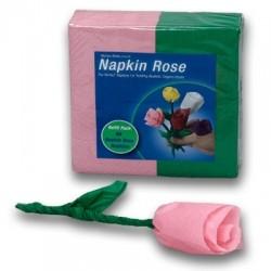 Napkin Rose - Refill (Pink)