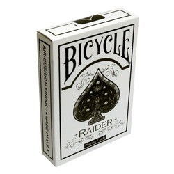 Bicycle Raider Deck (Weiss)