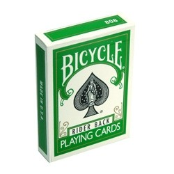 Bicycle Deck (Grün)