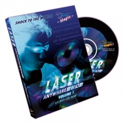 Laser Anywhere 1 DVD
