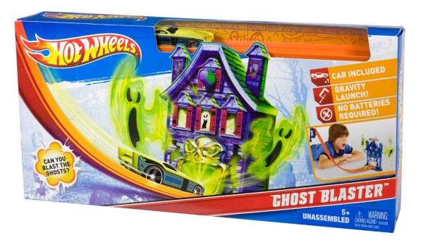 Performance Track Set (Ghost Blaster)