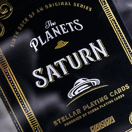The Planets: Saturn Deck
