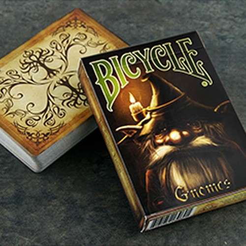 Bicycle Gnomes Deck