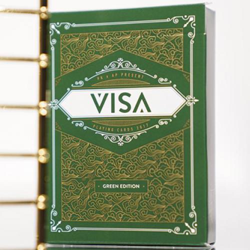 Visa Deck (Grün)