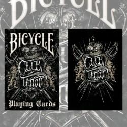 Bicycle Club Tattoo Deck