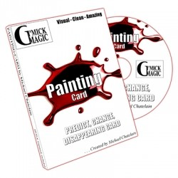 Painting Card - Rot