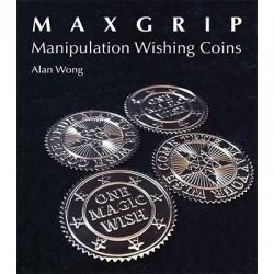 Max Grip Manipulation Wishing Coins