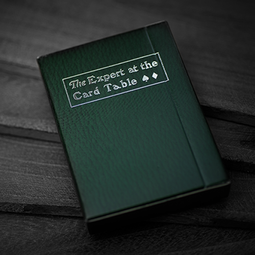 Green Luxury Expert at the Card Table Deck (Limited edition)