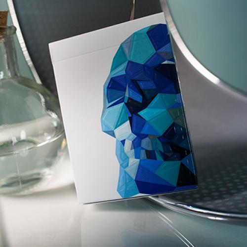Memento Mori Deck (Blau)