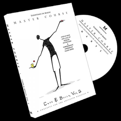 Master Course Cups & Balls Vol. 2