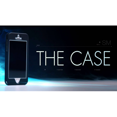 The Case (DVD und Gimmick)