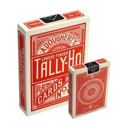 Tally-Ho Circle-Back Deck (Rot)