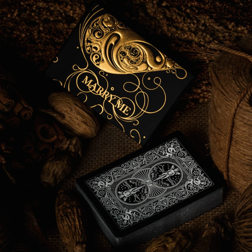Love Promise of Vow Deck (Gold)