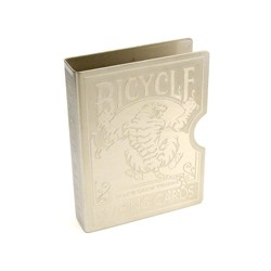 Card Clip (Black Tiger)