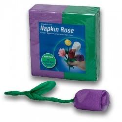Napkin Rose - Refill (Violett)