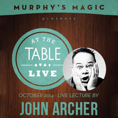At the Table - John Archer vom 01.10.2014