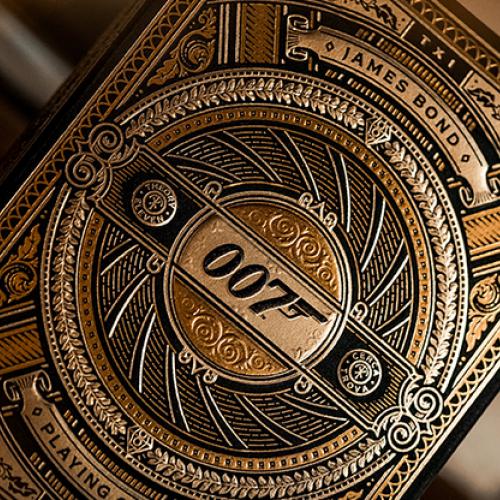 James Bond 007 Deck
