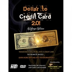 Dollar to Credit Card 2.0 inkl. DVD