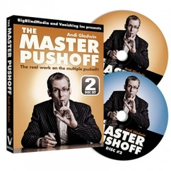 The Master Pushoff - 2 DVD Set