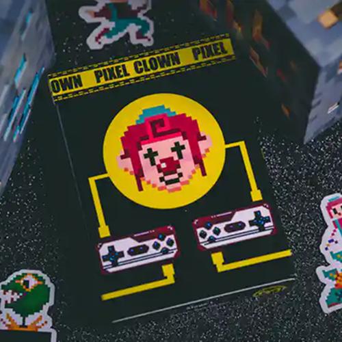 Pixel Clown Deck