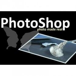 PhotoShop inkl. Gimmick