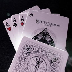 Bicycle Ghost Deck