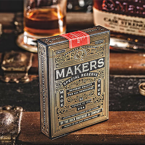 MAKERS Deck (Blacksmith Edition)