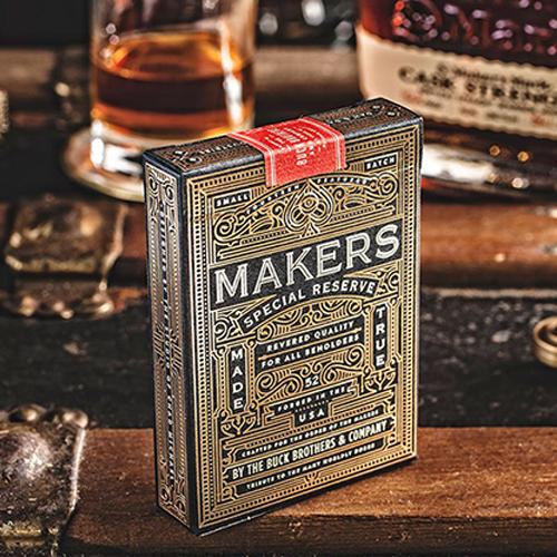 MAKERS Deck (Blacksmith Edition)