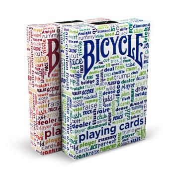 Bicycle Table Talk Deck (2 Decks)