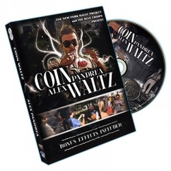 Coin Waltz inkl. Gimmick
