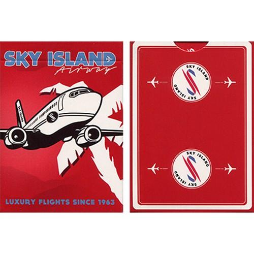 Sky Island Deck (Rot)